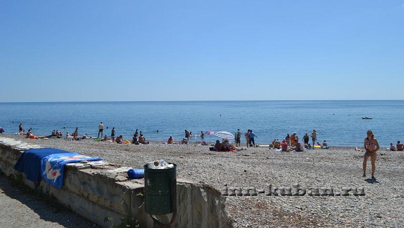 у моря в Кринице