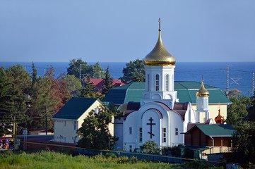 Церковь Святой Равноапостольной Нины