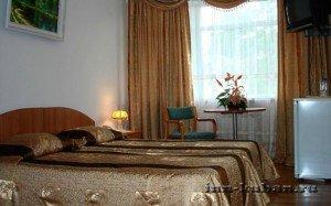 гостиница Ксения в Сочи