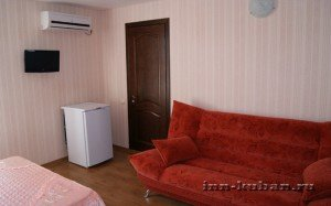 гостевой дом в Голубицкой