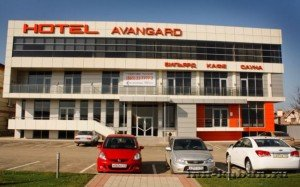 Отель Авангард в Краснодаре