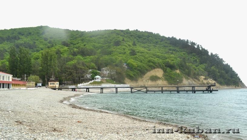 Пляж Джанхота