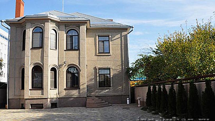 Фасад Грек Хаус
