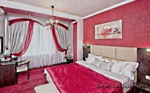 Бизнес люкс в отеле Моцарт