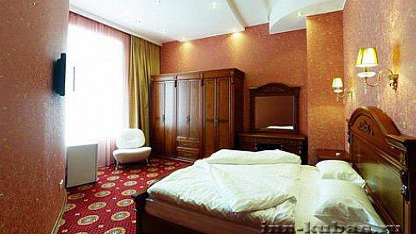 в Отеле Бали, Краснодар