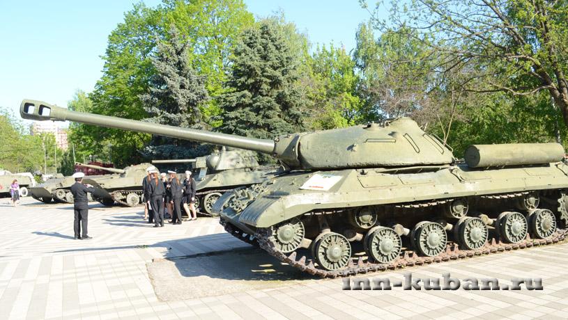 Парк 30 лет победы в Краснодаре