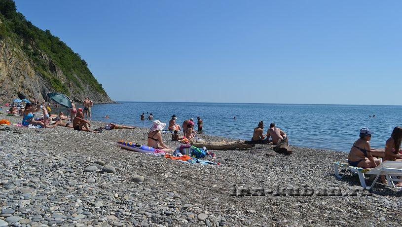 Черное море в Кринице
