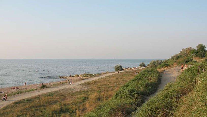 поселок Ильич, фото